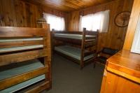 Bedroom 2 - 2 Bunks